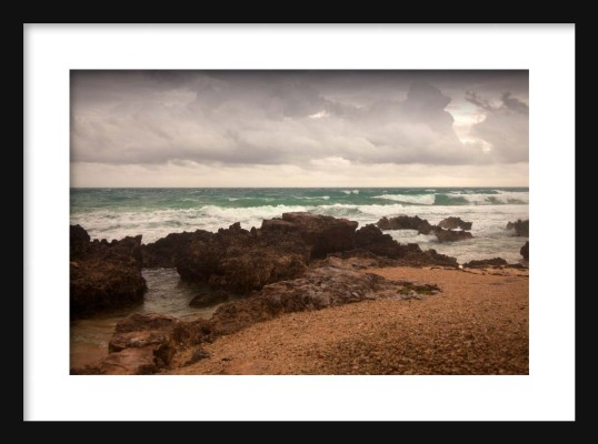 Carribean II Framed