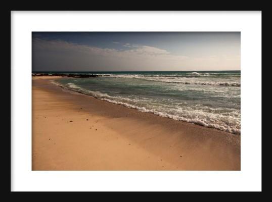 Carribean V Framed
