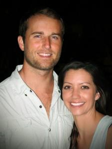 Kristina & James LR