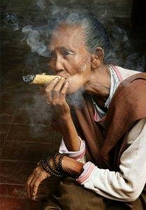 Cigar Smok'n Mama
