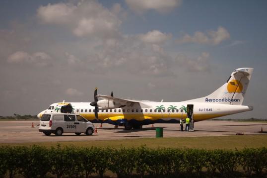 Aero Caribbean WEB