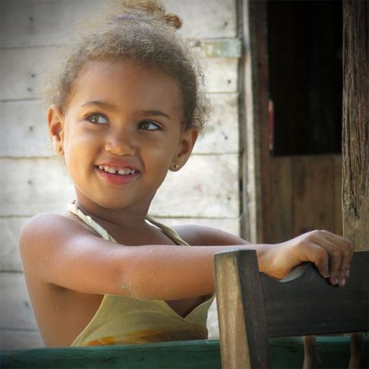 Girl at Baracoa WEB