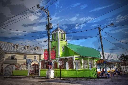 Green Church WEB