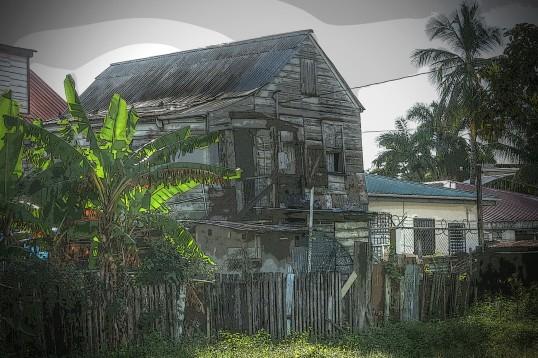 Ramshackle House WEB