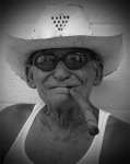 Cigar Man BW WEB