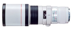 Canon EF 400mm f/5.6L USM super-telephoto lens