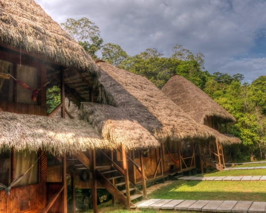 Caiman Eco-lodge