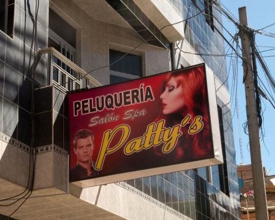 Patty's Sign