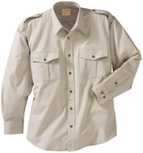 Cabela's Safari Shirt