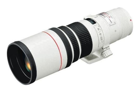 Canon EF 400mm f/5.6L USM Super-telephoto