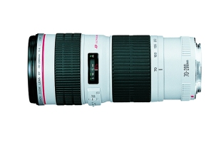 Canon EF 70-200mm f/4L USM Zoom Telephoto