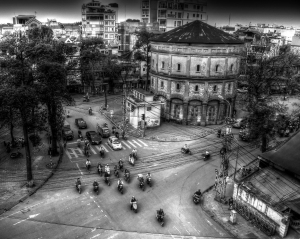 Hanoi HDR BW HR