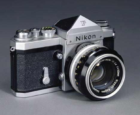 Nikon F SLR