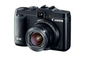 Canon PowerShot G16 Pocket Camera