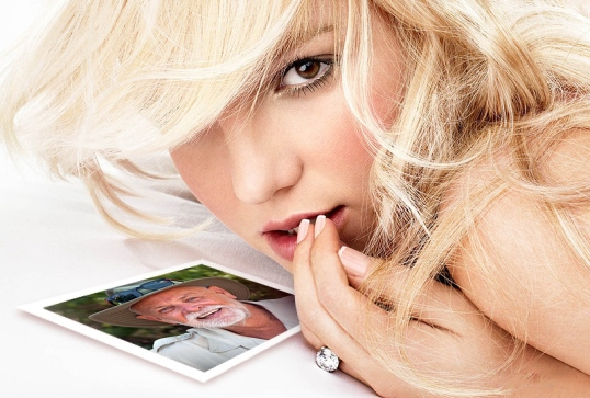 Stephen & Britney Spears