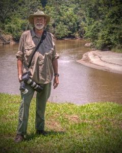 Stephen in the Amazon