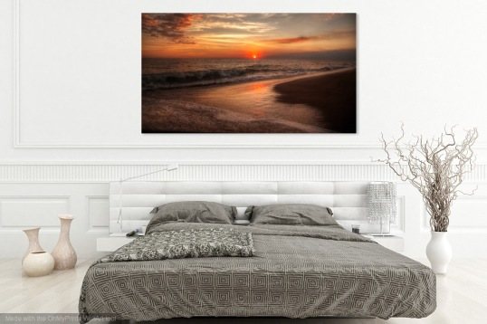 Monterrico Sunset