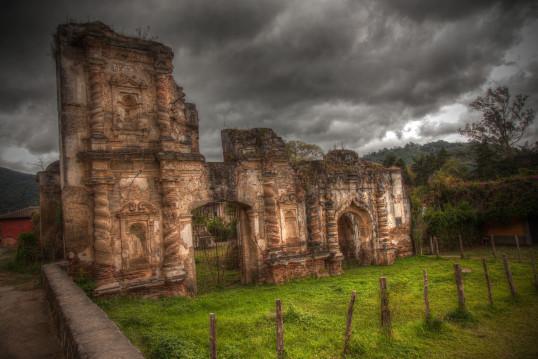Antigua Ruins II WEB