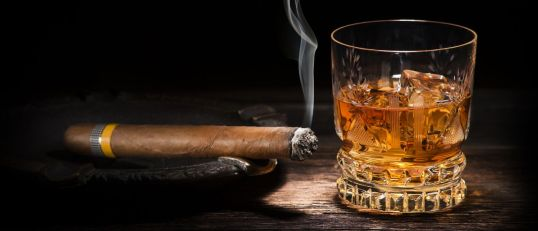 cigar-and-whisky