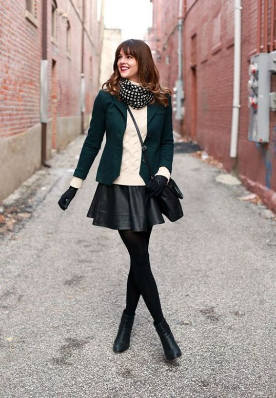 Scottish Girls And Their Black Tights Short Skirts Expat Journal