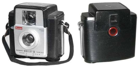Kodak Brownie Bullet II